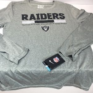 Nike Raiders shirt